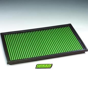 GREEN Austauschfilter für BMW - 1er (E81/E82/E87/E88) - 125i - Baujahr: 3/08 > - 218 PS