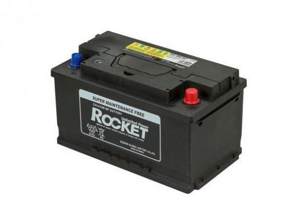 "Tuning hoppe 80 Ah 730A Rocket Starterbatterie ""PKW"" 12V"