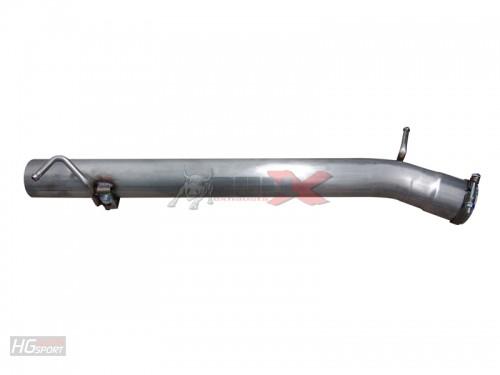 """Bull-X Non Resonated Pipe 3"""" für VAG07 Anlagen"""