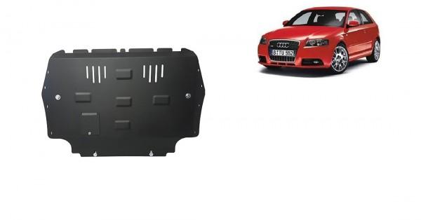 Tuning Hoppe Stahlunterfahrschutz für Audi A3 8P