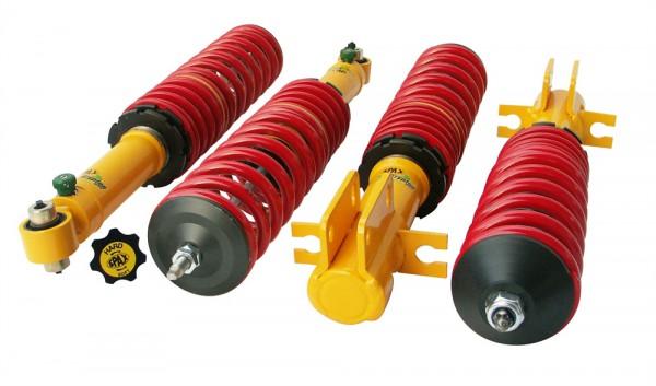 Spax Gewindefahrwerk (RSX) A3 (8L) BJ: 12/96-03/03 1.8, 1.8T, 1.9TDi, Quattro bei tuning-hoppe.com